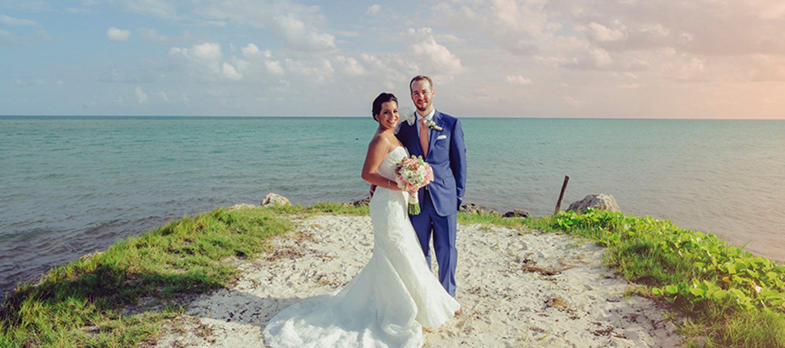 ¿Cómo escoger la fecha de tu boda en la playa?
