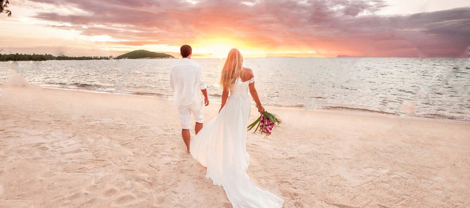 Cosas que debes de saber si te casas en la playa