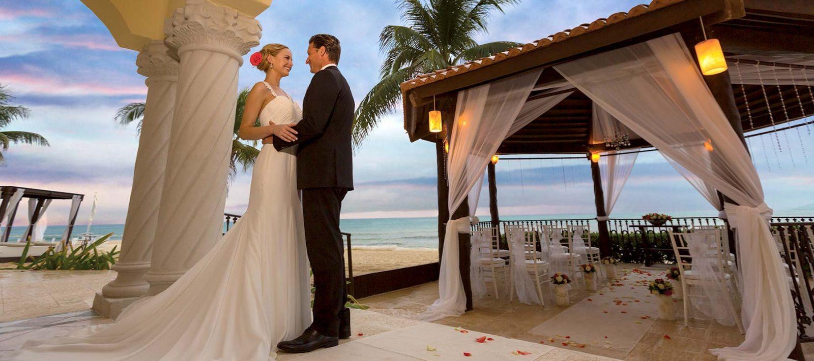 Mejores hoteles para hacer tu boda en la playa