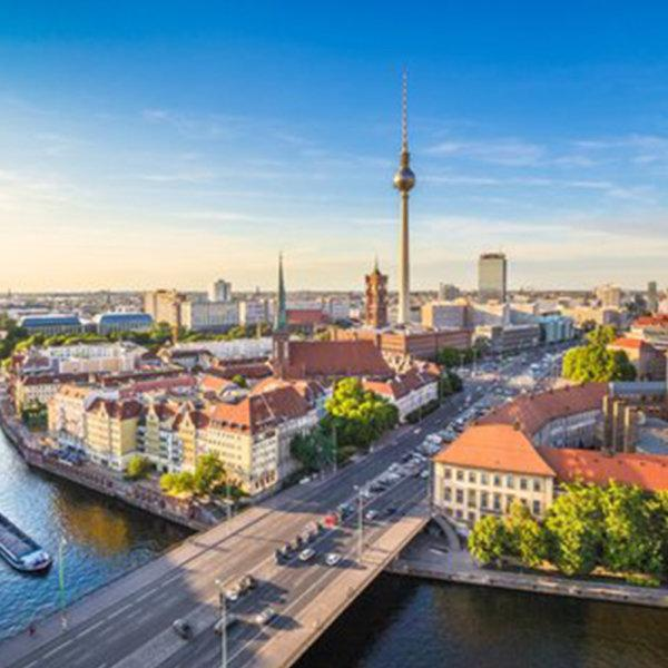 Berlín, Praga, Budapest, Viena