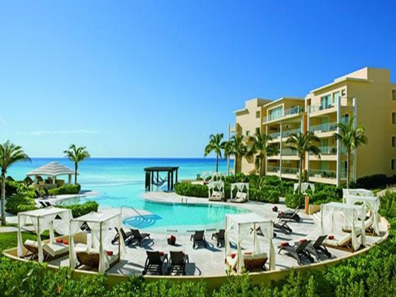 Bodas en la playa paquetes - hotel vista