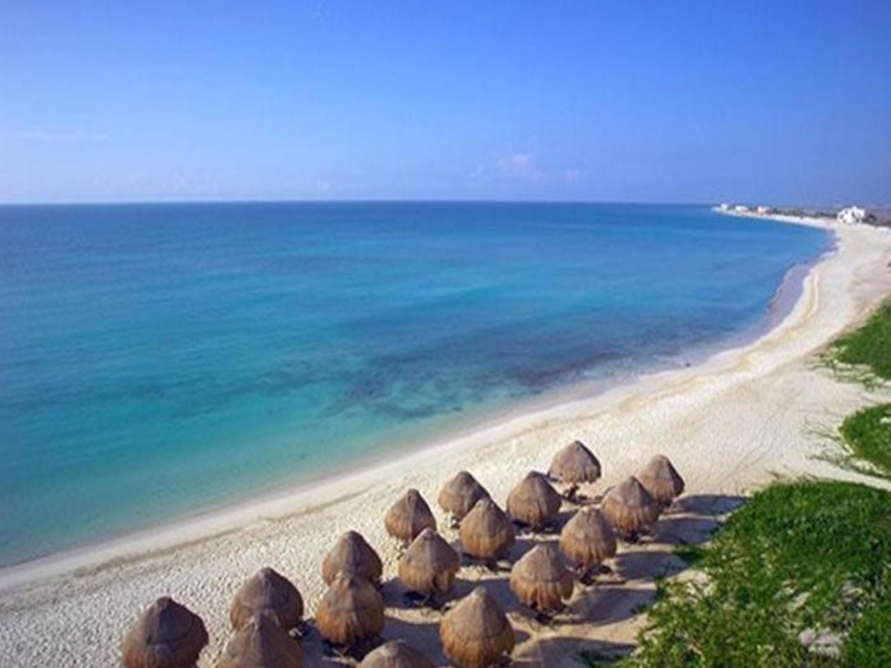 Bodas en la playa paquetes - alberca