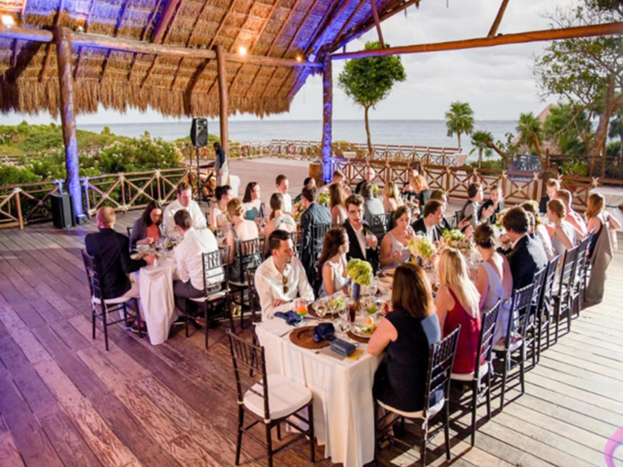 Bodas en la playa paquetes - Restaurante