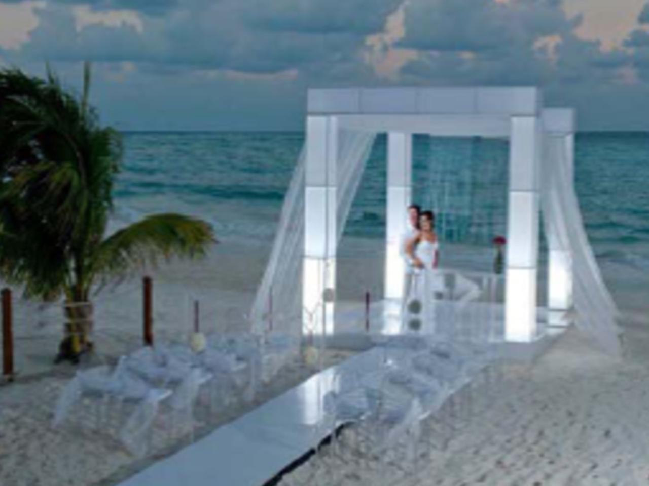 wedding Planner en Monterrey, Boda en la playa, Las mejores bodas en la playa en México -wedding Planner en Monterrey, Boda en la playa, Las mejores bodas en la playa en México - Paquete 2: Gold Star