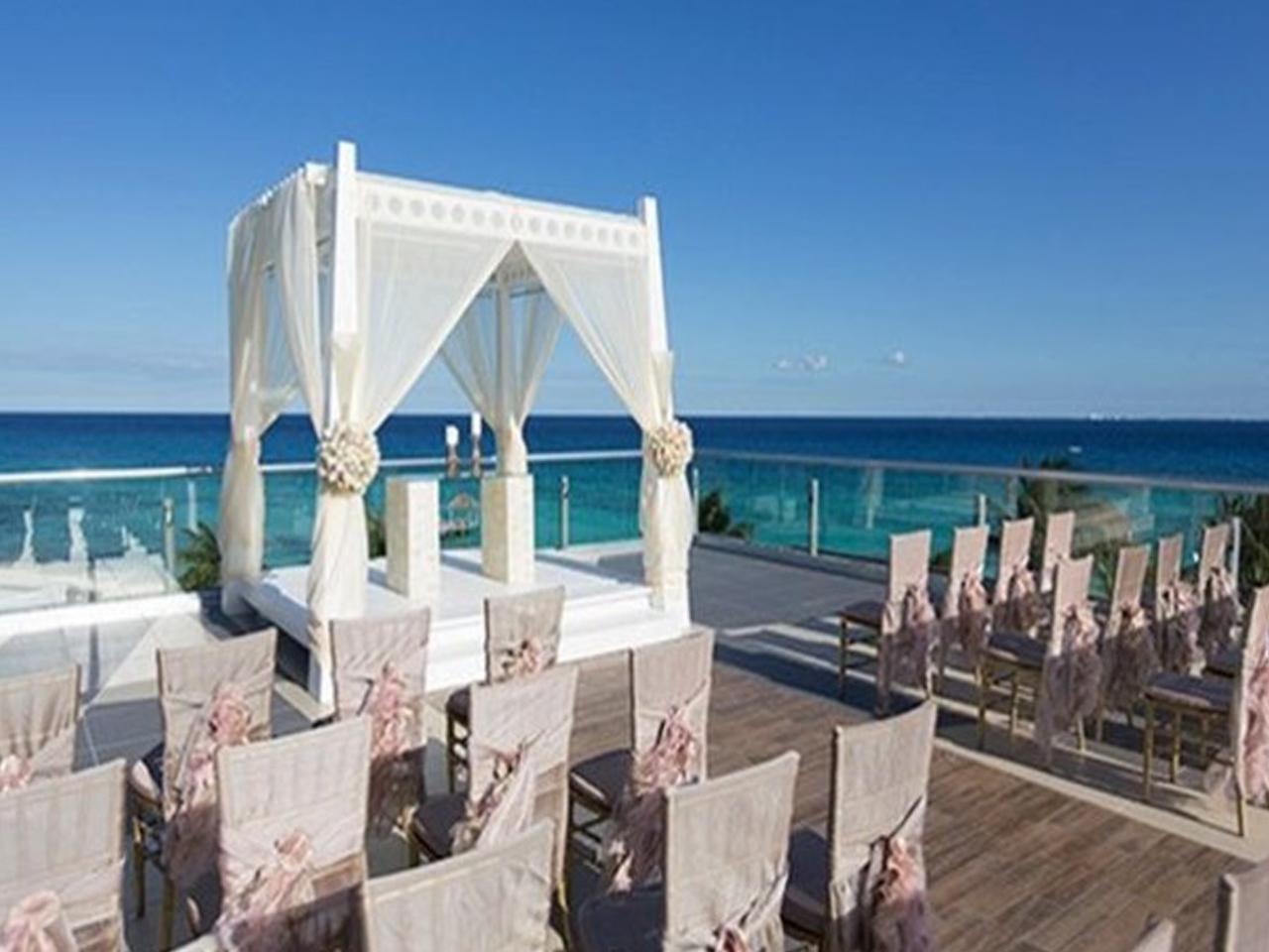 Bodas en la playa paquetes - boda religiosa