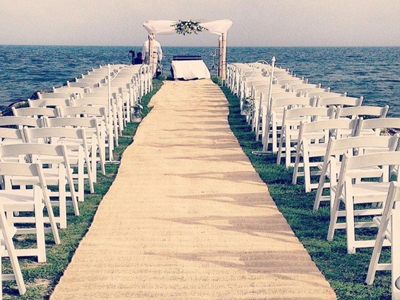 Paquetes de bodas en la playa - boda religiosa