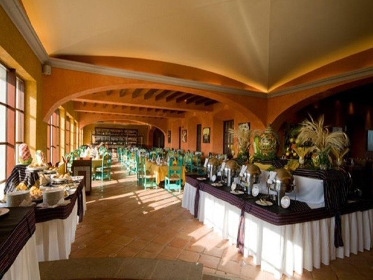 Paquetes de bodas en la playa - restaurante