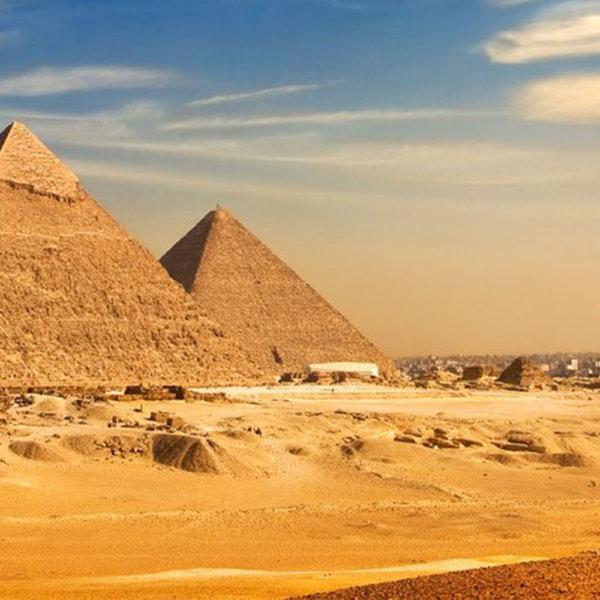 Egipto con crucero de 4 días en el Nilo
