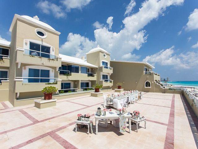 Bodas en la playa - Hotel