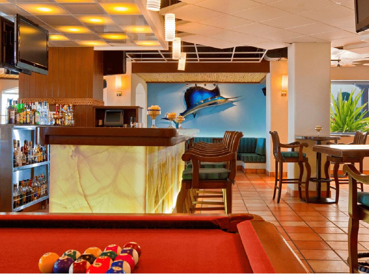 Bodas en los Cabos - bar