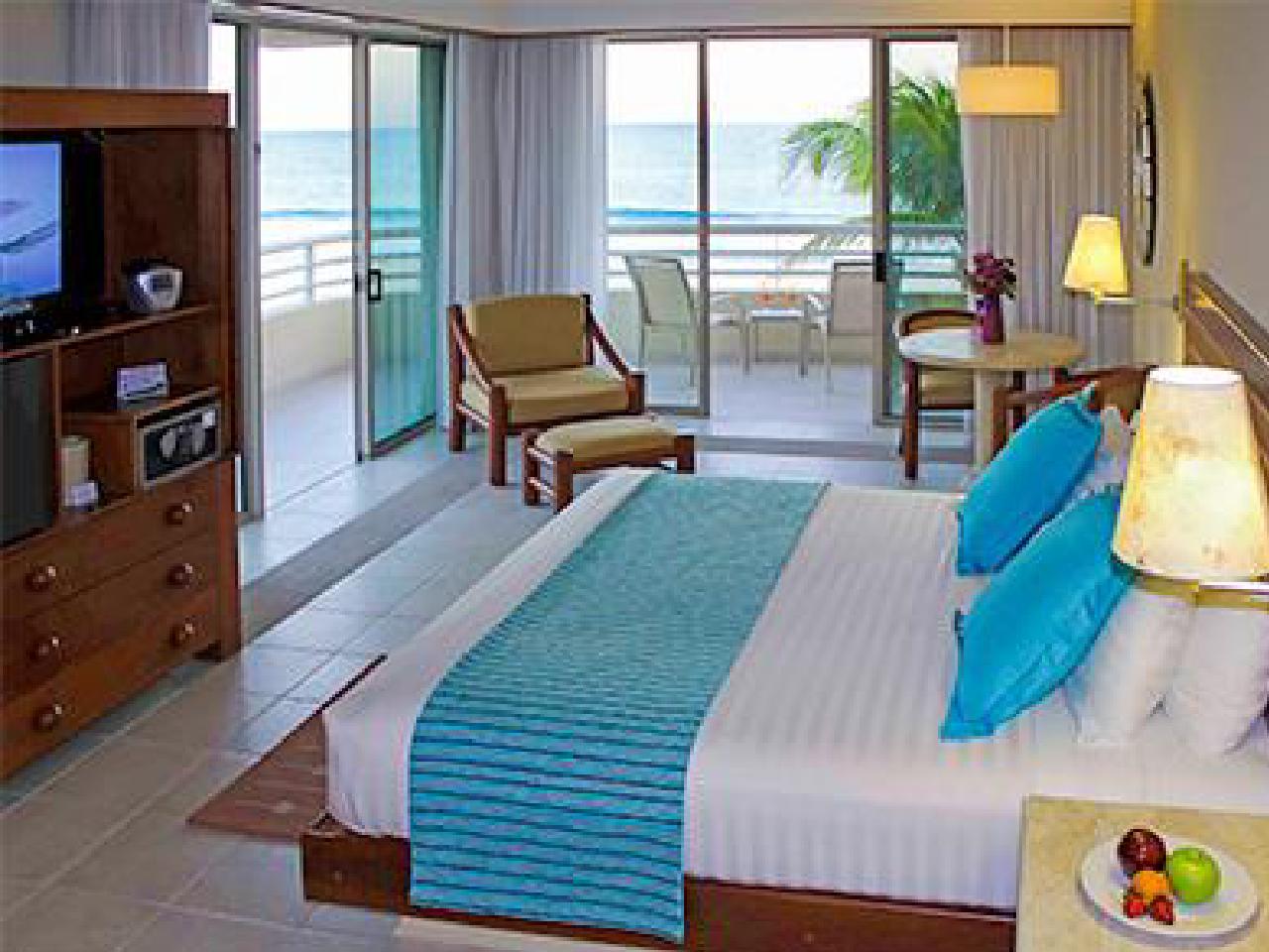 Bodas en la playa habitación de hotel