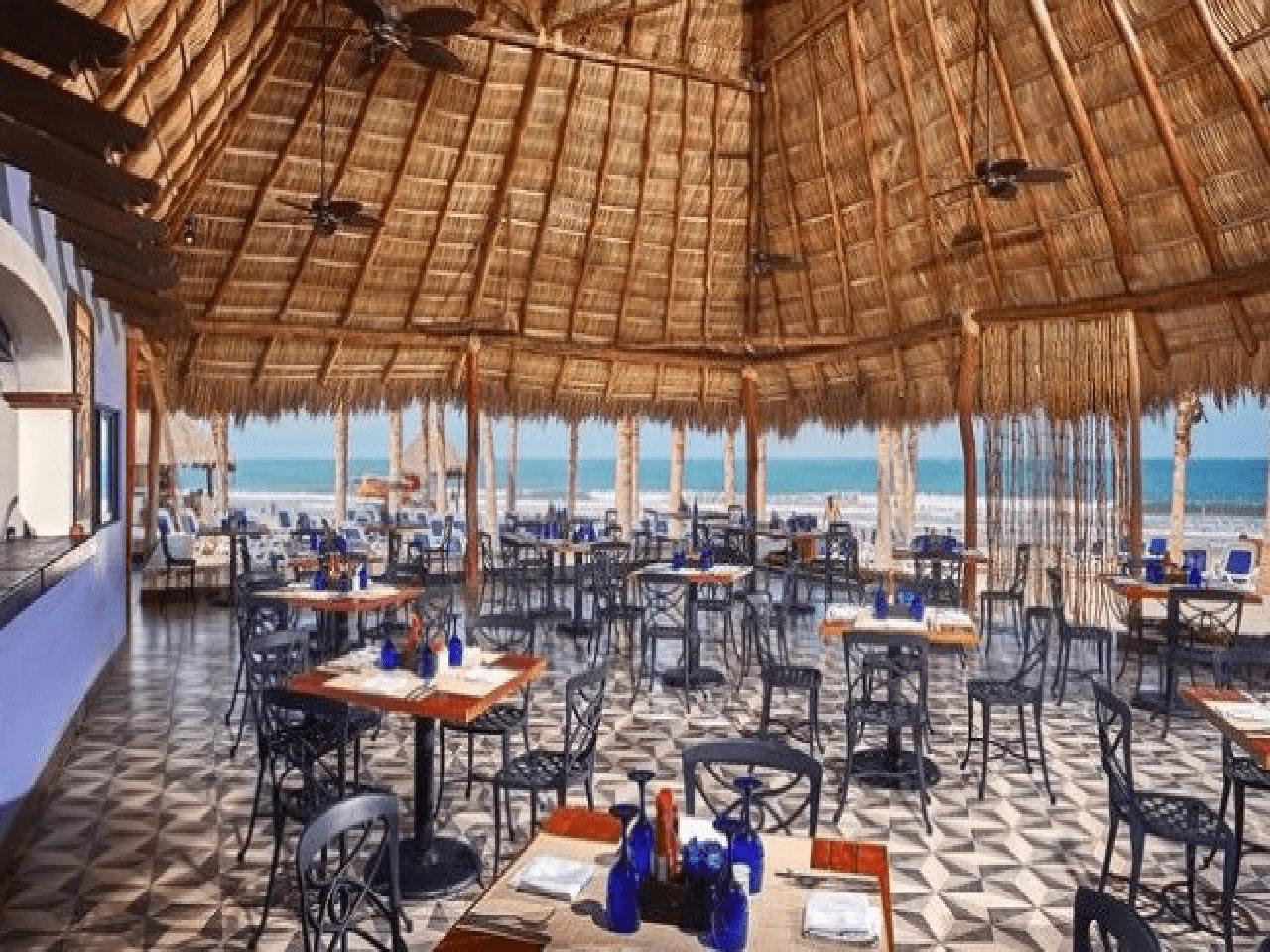 restaurante - Paquetes de bodas en la playa