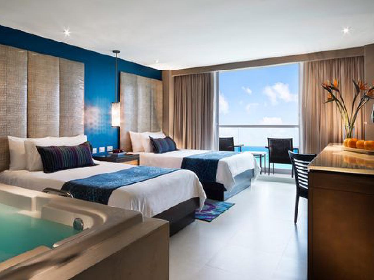 Habitación de hotel - Bodas en la playa