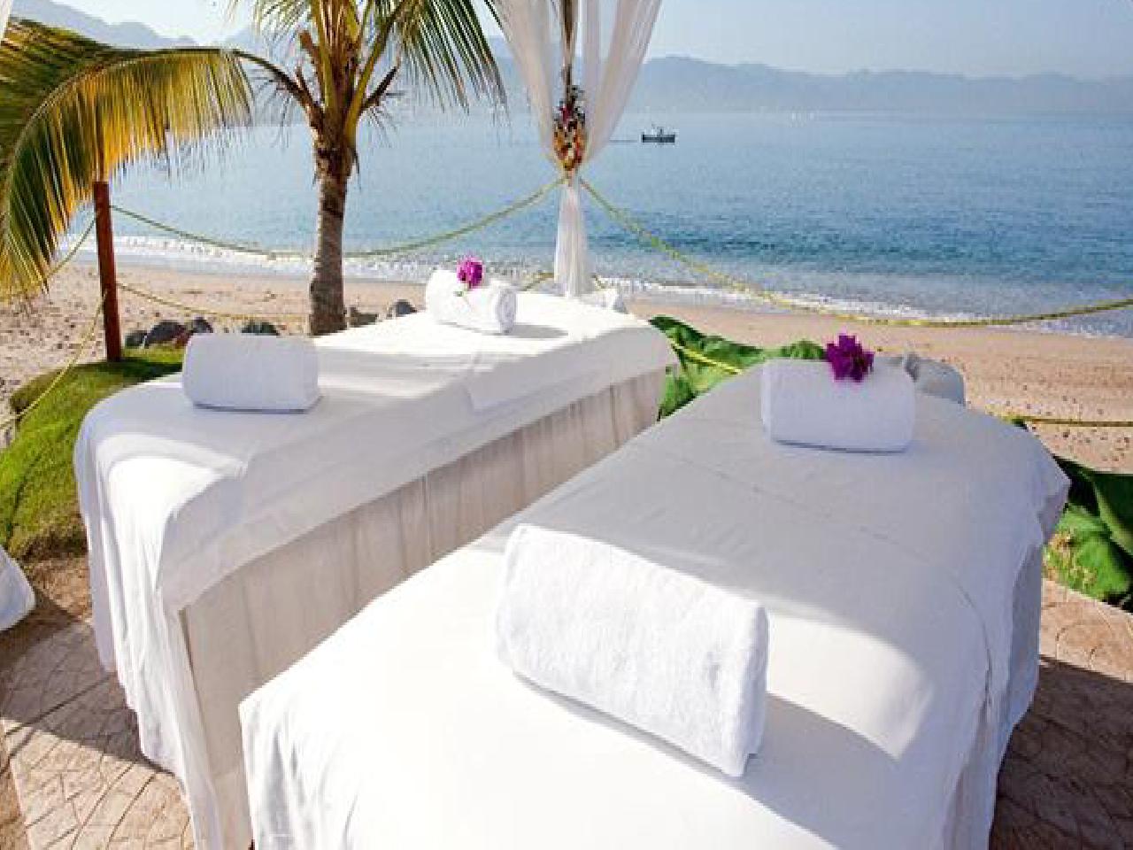 hotel pasillo - Bodas en la playa
