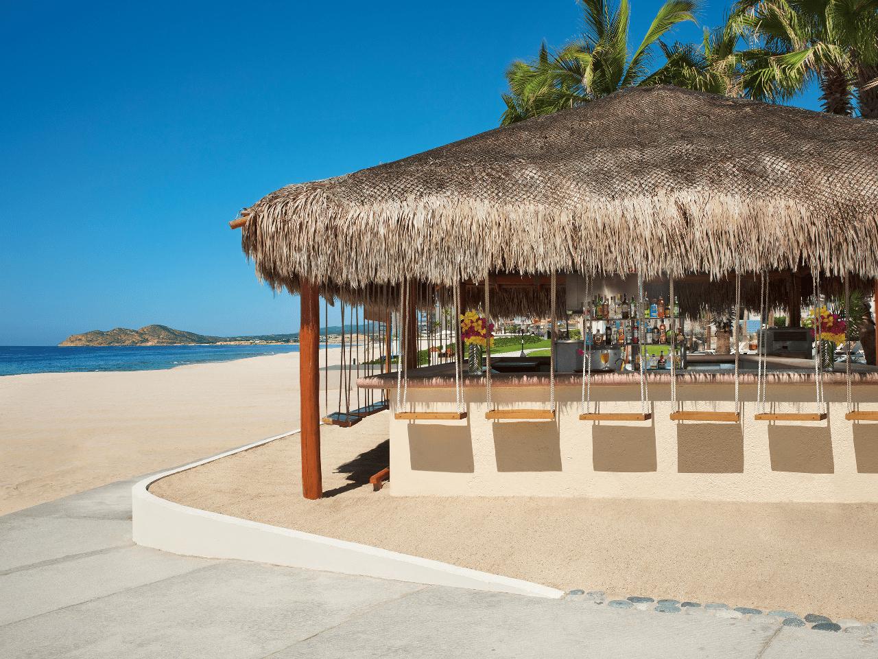 Bodas en la playa - espacio de fiesta