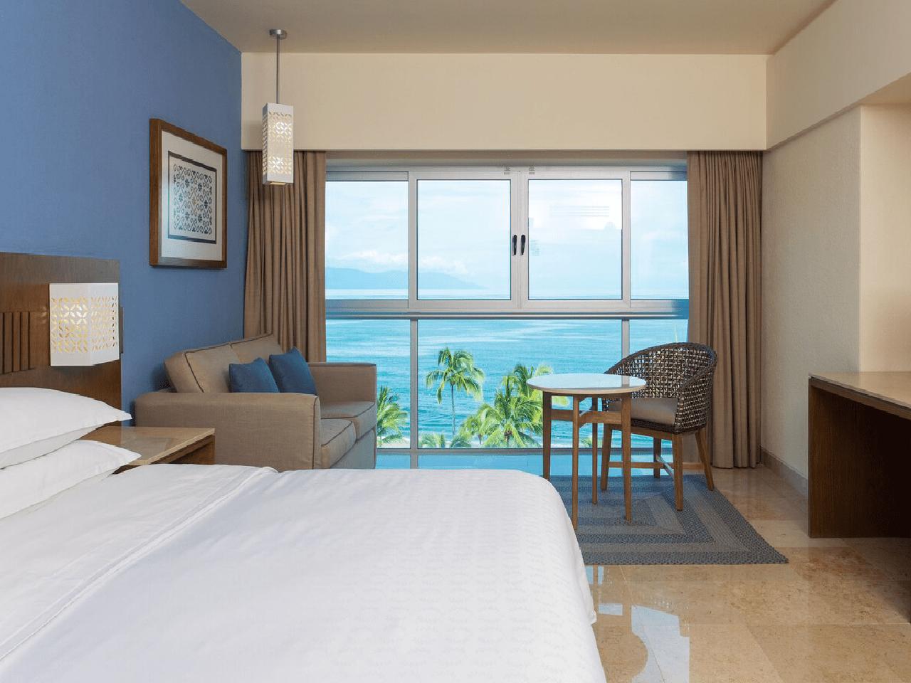 habitación - Bodas en la playa - habitación de hotel
