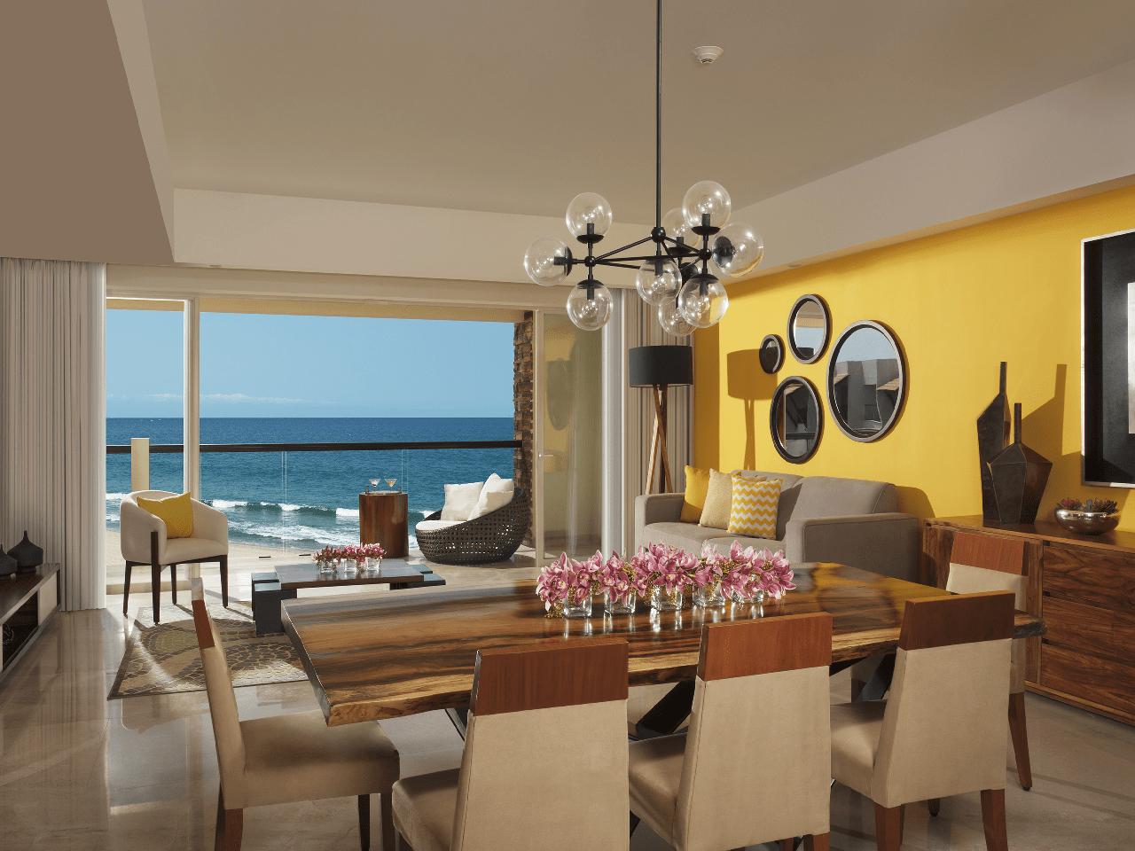 Bodas en la playa - cuarto hotel