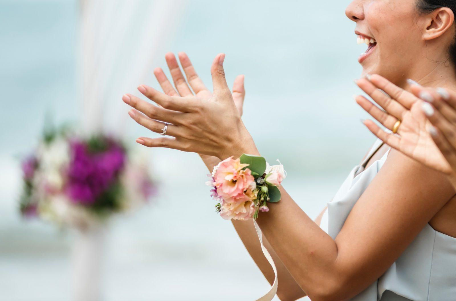Vestidos para boda en la playa, ¿Cómo lucir en la fiesta?